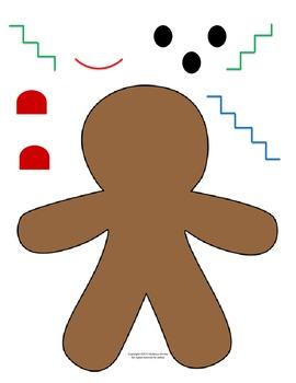 Roll a Gingerbread Man