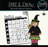 Roll a Haunted House - Dice game