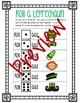 Roll a Leprechaun- A Math Dice Game