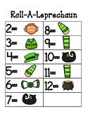 Roll-a-Leprechaun Game