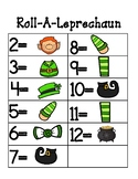Roll-a-Leprechaun Game