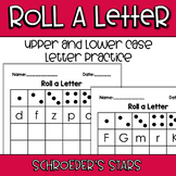 Roll a Letter! Review Game