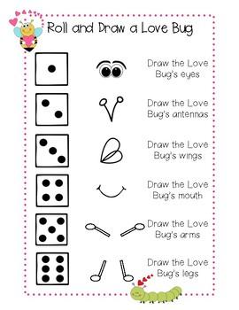 Roll a Love Bug