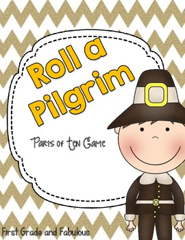 Roll a Pilgrim--A Parts of Ten Game