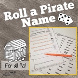 Roll a Pirate Name for R Articulation