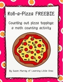 Roll-a-Pizza: Count the Toppings
