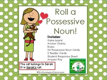 Roll a Possessive Noun
