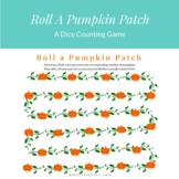 Roll a Pumpkin Patch: Fall Math Fun