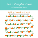 Roll a Pumpkin Patch: Fall Math Fun