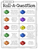 Roll-a-Question FREEBIE