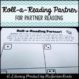 Roll-a-Reading Partner! {FREEBIE}