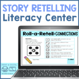 Reading Comprehension Questions | Literacy Centers Dice Game