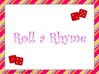 Roll a Rhyme