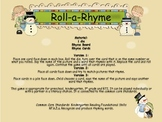 Roll-a-Rhyme Dice Game
