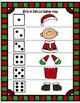 Roll a Santa Math Game