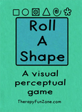 Roll a Shape game