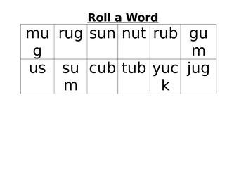 Roll a Short U