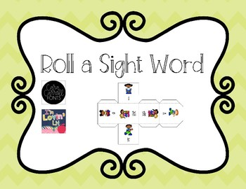 Roll a Sight Word