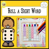 Roll a Sight Word Games for Dolch Sight Words