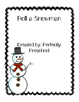 Roll a Snowman {Dollar Deal}