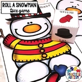 Roll a Snowman Group Game