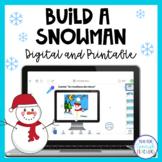 Roll a Snowman - Spanish