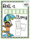 Roll a Spring Story Writing Center