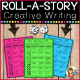 Short Story Creative Writing (Roll-a-Story)