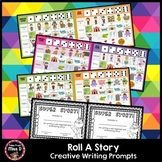 Roll A Story Creative Writing Prompts
