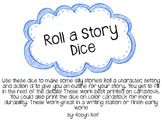 Roll a Story Dice