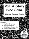 Roll a Story - Dice Game