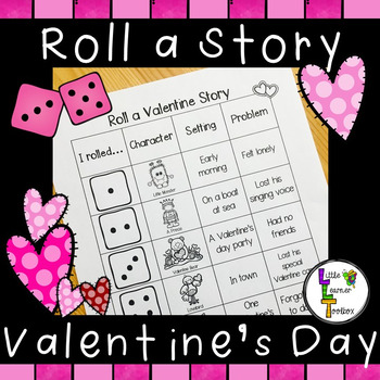 Roll a Story : Valentine's Day