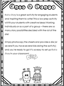 roll a story valentines day - Valentines Day Story