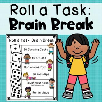 Roll a Task: Brain Break