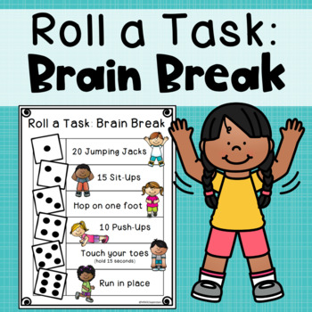 Roll a Task: Brain Break