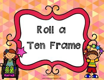Roll a Ten Frame