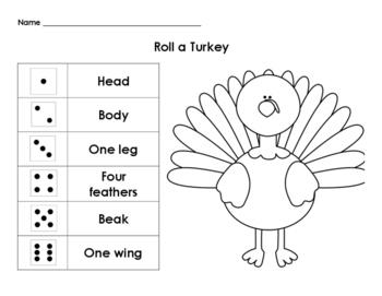 Roll a Turkey