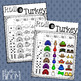 Roll a Turkey Thanksgiving Activity FREE