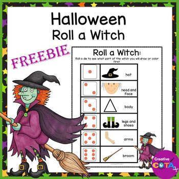 Roll a Witch