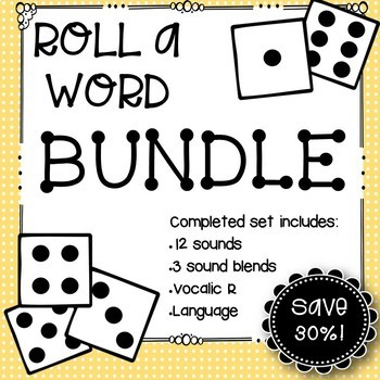 Roll-a-Word *BUNDLE*