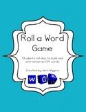Roll a Word CVC Game