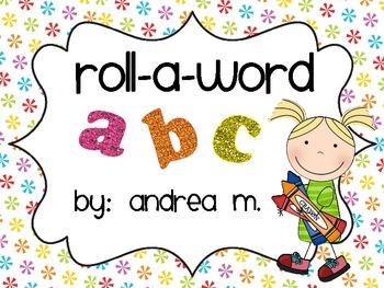 Roll-a-Word Fun Freebie!