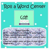 Roll a Word SMARTboard Center