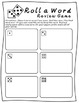 Roll a Word Sight Word Games (6 included)
