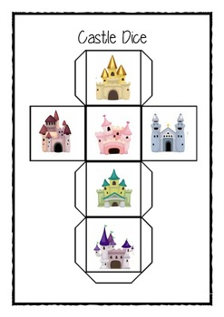 Roll a castle graphing unit