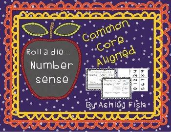 Roll a die...Number Sense
