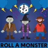 Roll a monster game