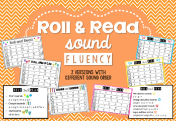 #term2thankyou Roll a sound - Roll and read sound fluency