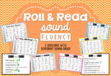 Roll and read sound fluency