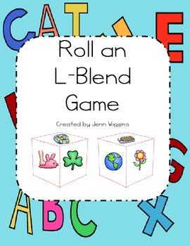 Roll an L-Blend Game